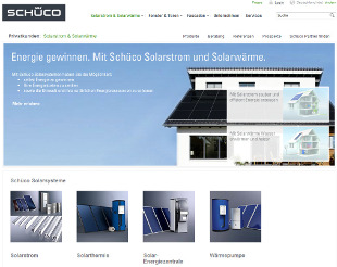 screenshot schueco